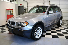BMW: X3 NO RESERVE
