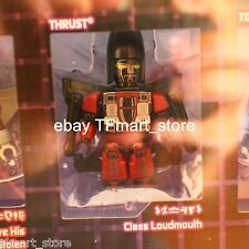 SDCC 2015 Excl. THRUST Kreon Class of 1985 Kreo Transformers Lego - LooseT