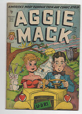 SUPERIOR  AGGIE MACK COMICS 2  1948   CANADIAN TITLE  STRONG COPY