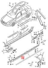 Genuine Grey cover trim AUDI A4 Wagon S4 RS4 quattro 8E 8E0853986B7DL