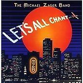 Michael Zager Band : Lets All Chant ~ Expanded Edition CD (2012) NEW AND SEALED