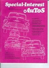 Hemmings SPECIAL INTEREST AUTO -SIA  VOL 2, #6 The Eigth issue