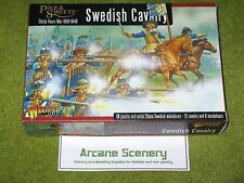 SWEDISH CAVALRY Warlord Games Pike & Shotte 28mm