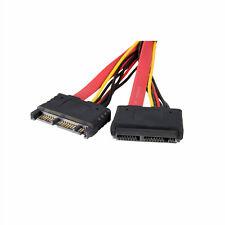 StarTech 12in Micro SATA Extension Cable - Female SATA - Male SATA (MCSATA12EXT)