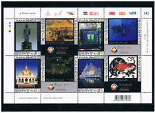 THAILAND 2013 World Stamp Exhibition M/S (5b x 8)
