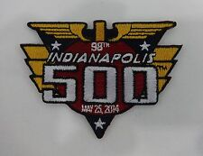 2014 Indianapolis 500 Event Collector Emblem Patch Iron-On-Patch