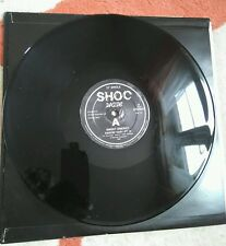 "Shoc wave 12"" sweet energy - dancing easy"