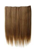 Toupet ampia Extensions capelli 5 Clips liscio Biondo miele 45cm L30173-15
