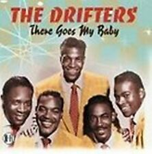 NEW CD.The Drifters.There Goes My Baby.