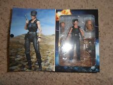 SARAH CONNOR neca TERMINATOR 2 JUDGMENT DAY moc BRAND NEW