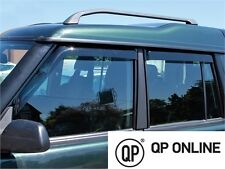 DISCOVERY 2 BRAND NEW FRONT AND REAR WIND DEFLECTORS 4 PIECE DA6071