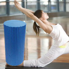 Gym Sport Home Fitness EVA Physio Massage Floating Point Yoga Foam Roller 31cm