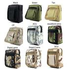Tactical Molle Utility Pouch Phone Case Belt Strap For EDC Shotgun Scabbard Y