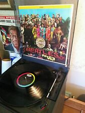 "Beatles "" Sgt. Peppers"" Capitol SMAS 2653 Gatefold NrMt with Insert* IAM stamp"