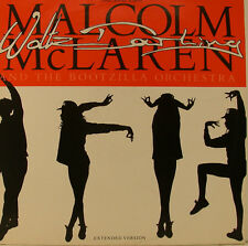 "MALCOLM MCLAREN WALTZ DARLING 12"" MAXI SINGLE (h511)"