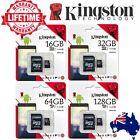 Micro SD Card 32GB 64GB 128GB 16GB Kingston Class10 SDHC SDXC Memory Card Mobile