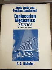 Study Guide&Problem Supplement Engineering Mechanics Statics By R.C.Hibbeler