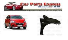 CORSA E 2015  ONWARDS NEW FRONT O/S RIGHT WING - PAINTED ANY COLOUR