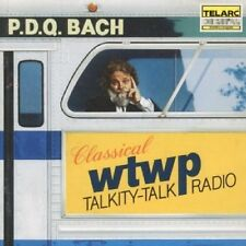 P.d.Q. Bach WTWP Classical Talkity-Talk Radio Peter Schickele, Donna Browne