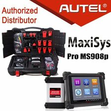 Autel MaxiSYS pro MS908P J2534 ECU Program Key Coding Diagnostic Scanner Tool
