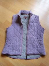 MULBERRY QUILTED GILET SIZE S / 8 / 10 see other Joules / Crew Clothing etc