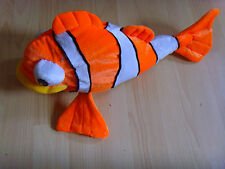 "Finding Nemo Disney Fish Soft Plush toy 16"" Shiny"