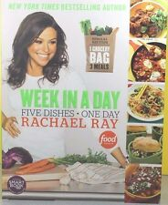 WEEK IN A DAY   -Rachael Ray-   PAPERBACK ~ NEW