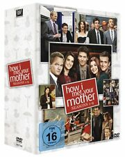 27 DVD-Box ° How I met your mother ° Superbox ° NEU & OVP ° Staffel 1 - 9