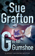 G is for Gumshoe (Pan crime), Sue Grafton