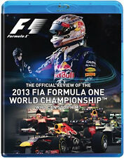 2013 FIA Formula One Blu Ray Official Review F1 Video Movie Extreme Sports NR