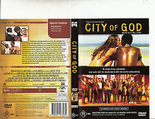 City of God-2002-Alexandre Rodrigues-Brazil Movie-DVD