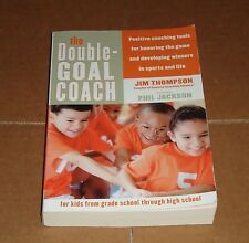Double-Goal Coach Book Jim Thompson