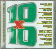 10 X 10 - Paps'N'Skar/Bodyrockers/Bob Sinclar/Tommy Vee/Planet Funk Cd