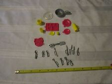 Barbie accessory Parts Sisters Go Camping Camper Replacement Dishes Cup Owl Part