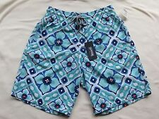 NWT Authentic VILEBREQUIN Mens Okoa Piscine OKO4008H Swimming Trunks Sz. XL