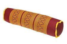 Bolster Kapok Filling Firm Pillow Cushion Dekorative Oriental Morroccan Design