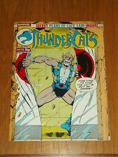 THUNDERCATS #75 20TH AUGUST 1988 BRITISH WEEKLY FREE POSTER GIFT INCLUDED