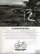 Publicité advertising 1995 Le Velo Giant Bikes