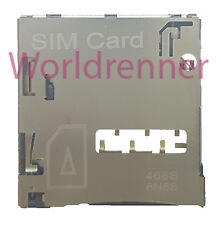 SIM Lector Tarjeta Conector Card Reader Connector Slot Samsung Galaxy Note 2