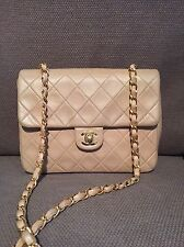 Chanel Classic Mini Flap Lambskin