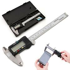 New 150MM Electronic Digital Calipers Veriner with LCD Display with Hard Case