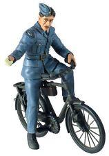 BRITAINS soldats 25024-RAF sol équipier sur vélo de la seconde guerre mondiale