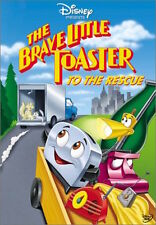 The Brave Little Toaster To the Rescue Disney DVD New