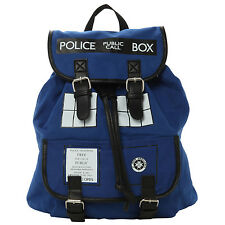 Doctor Who Tardis Buckle Slouch Bag Purse Dr Who Backpack New With Tags!
