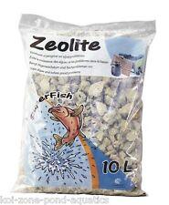 Superfish Zeolite - 8 kg Bag Approx - Pond Filter Media - Koi Fish Pond