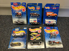 Lot of 6 ~ HOT WHEELS Limited Edition 2-Packs RITE AID  PEP BOYS  CLUB FOODS