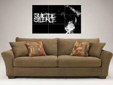 "MITCH LUCKER MOSAIC 35X25"" WALL POSTER SUICIDE SILENCE DEATHCORE"