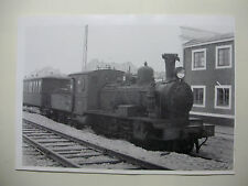 SWE249 - BLEKINGE KUSTBANOR A's Railway - STEAM LOCOMOTIVE PHOTO Sweden
