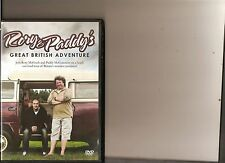 RORY AND PADDYS GREAT BRITISH ADVENTURE DVD 2 EPISODES MCGRATH MCGUINESS