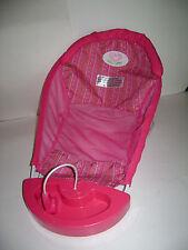 AMERICAN GIRL BITTY BABY TWINS DOLL BATHTUB BATH TUB SPRAYER SEAT PINK Rare